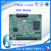 64MByteDDR2 wireless WiFi module 3FE ethernet connect support router