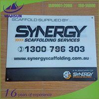 Pp Corrugated Plastic Sign