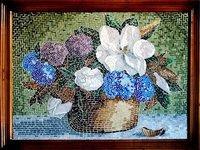 Wall Hanging Mosaic Art Tile
