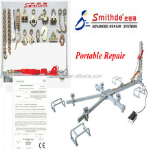 Auto Body Pulling Straightener/Car Body Maintenance Bench/Mobile Repair Tools