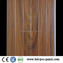 25CM LAMINATED PVC WALL PANEL FOR INDIA MARKET NEW MOULD 2018