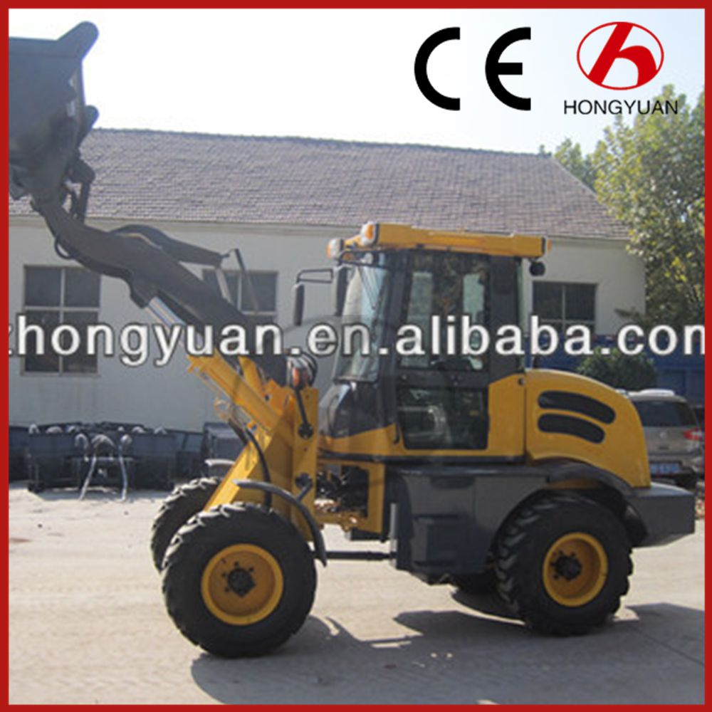 Small Wheel Loader ZL15, ZL16, ZL18 for Sale/small wheel loader for sale