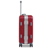 2 pieces PC luggage set by baigou China traveling luggage factory