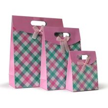 Top selling products custom made cosmetic fancy birthday paper gift bags