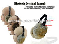2015 most popular bluetooth earmuff headphones for cold weather
