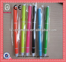 Advertising 4 Color Ball Pen With Mechanical Pencil