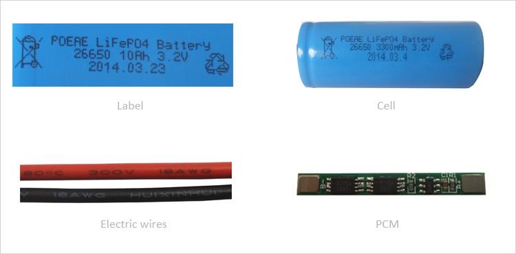lithium lifepo4 battery