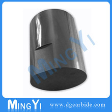 Hardened steel sleeve guide pin and guide bushing mold
