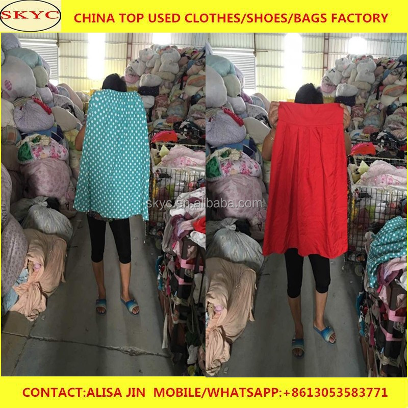 Luanda Angola used clothes distributors wholesale used clothing in bale