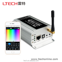 LTECH Dimming CT RGB RGBW WiFi LED Smart control system Apple iOS Android OS Applicable Programmable