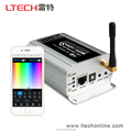 LTECH WIFI-104+M12 Dimming CT RGB RGBW Apple iOS Android OS Applicable Programmable