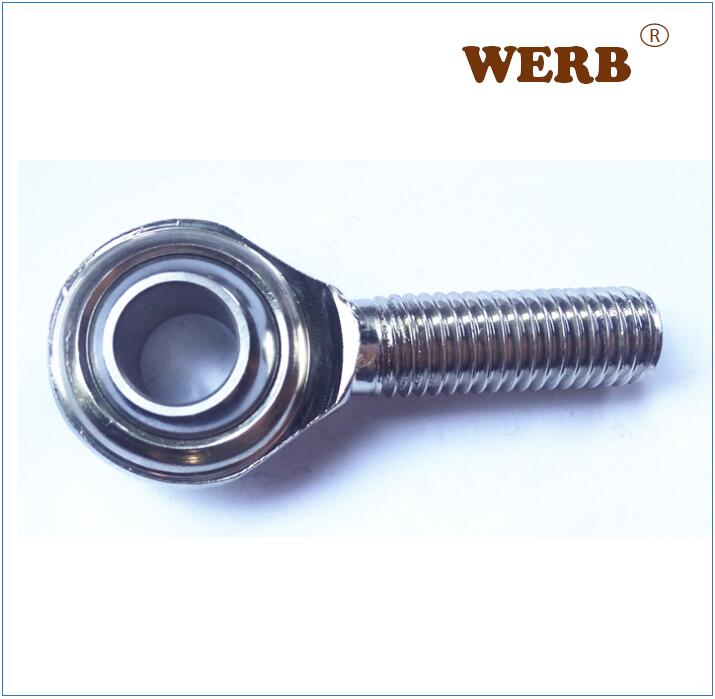 WERB NOS25 Series Carbon Steel Rod End Linkage with Female Screw Thread