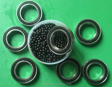 deep goove ball Type Bicycle hybrid ceramic SI3N4 61802 2RS bearing
