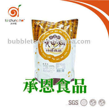 4003 2 in 1 Instant Coconut Flavor Powder for Bubble Tea or Drinks