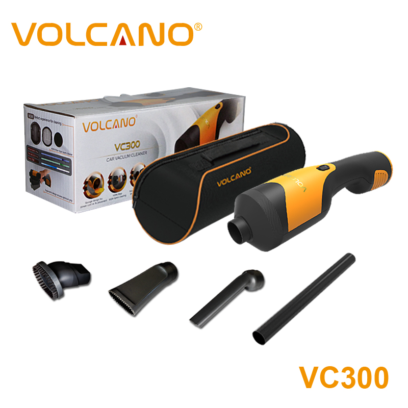 New patent VOLCANO 12V car vacuum cleaner