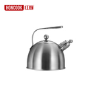 2.3 L 304 Stainless Steel non-toxic IH whistling kettle tea pot Boil water kettle HC-6970103930082