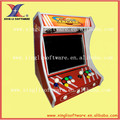 19 inch LCD Mini table top arcade with 621 games / sanwa joystick/sanwa button/bartop arcade machine