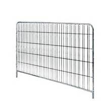 Hot Dipped Galvanized Metal Road Safety Barrier / Road barricade
