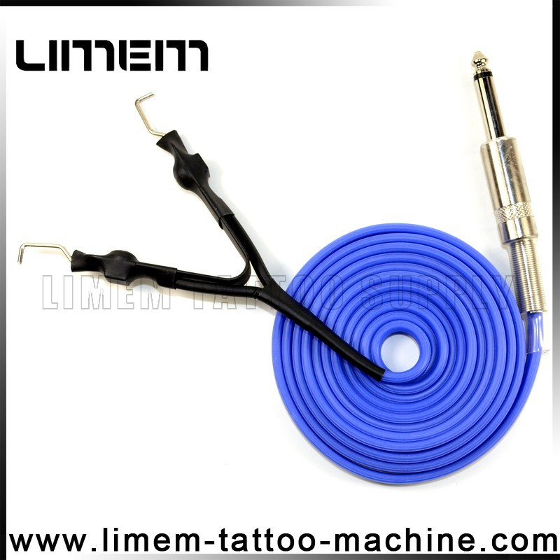 Professional 1.8m long silicon Tattoo Clipcord & clip cord for tattoo power supply