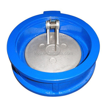 Cast Iron Single Door Swing Check Valve PN16