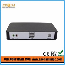 RDP 7.0 zero client Single-core 1G thin client made in china linux OS with 2 PS2 ports