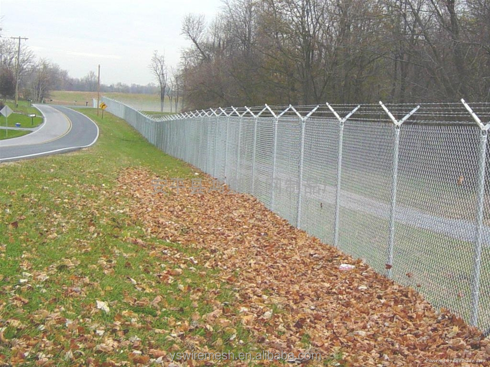 Gauge chain link fence buy