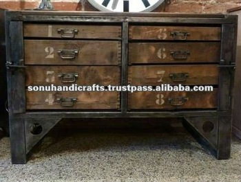 Industrial handmade metal Furniture