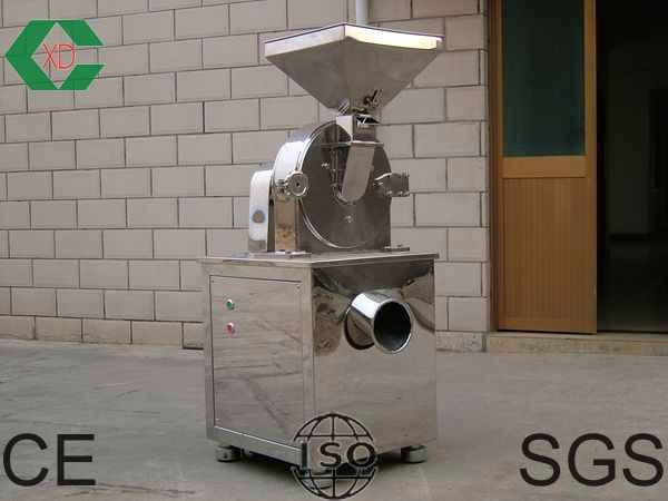 WF Series Stainless Steel Spice Pulverizer Machine/Electric Indian Spice Grinder