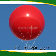 Hot inflatable helium balloon/air balloon/advertising balloons price