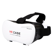 3D VR Box Virtual Reality VR Case Movie Games Helmet Fit for IOS iPhone 6 6s Plus, Android Samsung Galaxy Note 4.0-6.0in Phones