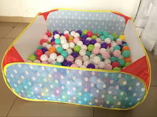 Whole price Square Colorful Kids Play Tent Ball Pit Pool Ball Playpen Toddler Ball Tent