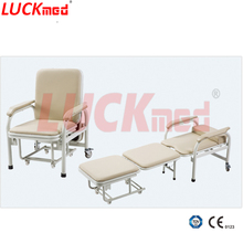 Comfortable and space-saving Hospital Accompanying folding couch bed