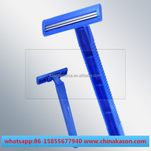 twin & triple blade shaving China single edge disposable razor wholesale (personal care & Medical use)