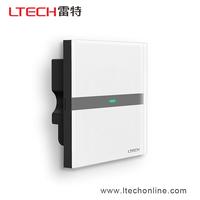 Fluorescent lighting lamp Intelligent wireless touch panel K1RF+VK pwm led dimmer 110v 240v