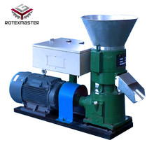 Factory supply direct selling small poultry animal cattle pellet feed making machine