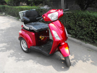 500w three wheel electric mobility scooter for adult