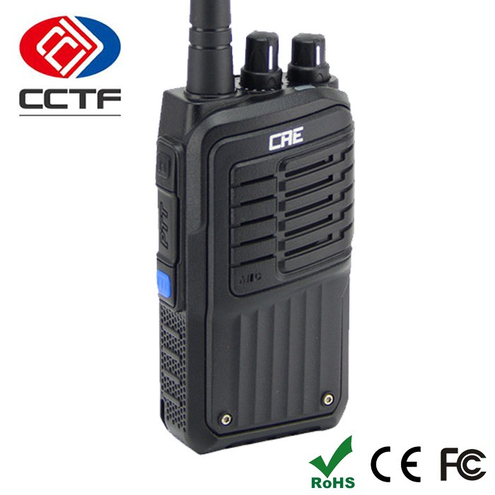 Kdx-V6 Excellent High Quality Radio Cctf Portable Handheld Mini Radio Dual Band Vhf Uhf Radio