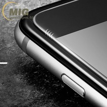 Anti-fingerprint 9H Tempered Glass Screen Protector for iPhone 8/6s anti-shock glass film for iphone7 7 plus