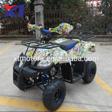 2017 New design 4 wheeler Stroke Air Cooled Mini Quad 4x4 ATV 110CC