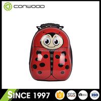 Colorful and Latest ABS PC kids school trolley luggage bag