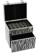 New Design Nail Accessories Organizer Nail polish Case Storage and Makeup Train Case JH580A