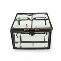 HX-8025F Product Factory Vintage antique jewelry box Chinese Supplier