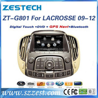ZESTECH 7'' HD in dash car dvd gps for Buick New Lacrosse