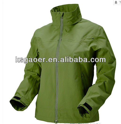 waterproof wind stop Breathable jackt