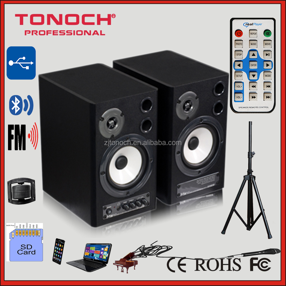 OEM factoryNew design Used Cheap Prices Hot Sale Active Pro Studio home audio System monitor speaker
