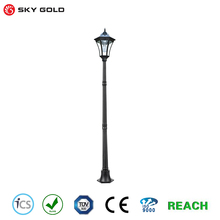 Fashion garden meadow solar lights with low price