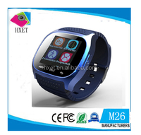 Wholesale wrist mobile watch phones, cheap smart phone watch, android bluetooth smart watch