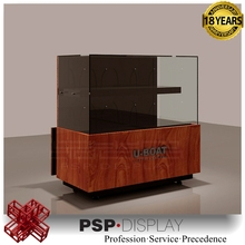 Top shop High quality solid wood and glass display cases unbeatable prices mobile phone glass store interior and exterior design