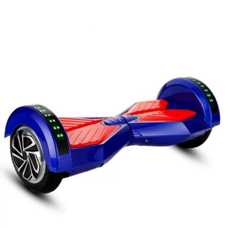 "Dovina N8 8"" two wheels hoverboard balancing 8inch bluetooth hoverboard with led light cover"