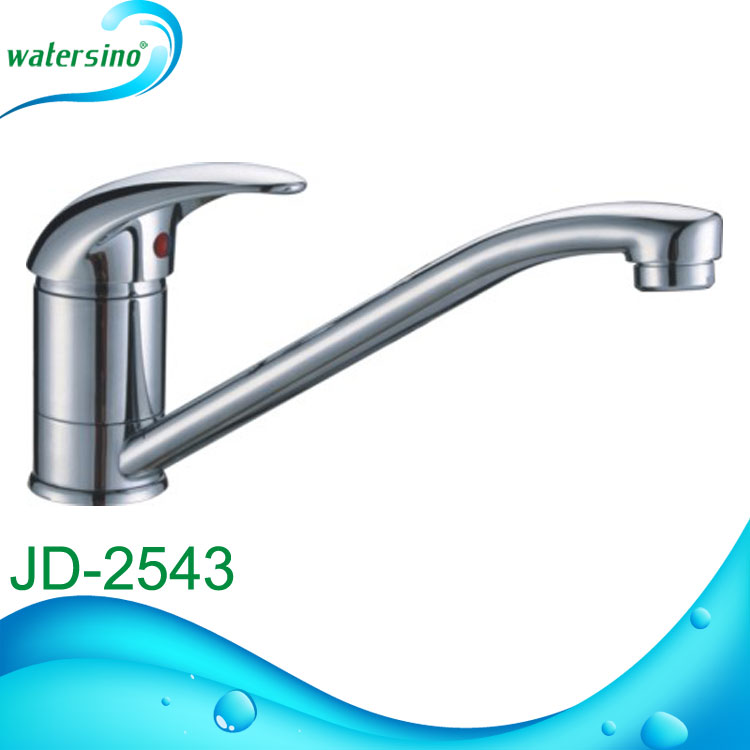 JD-WK2543 Long neck Sedal cartridge 7 years warranty common kitchen and laundry mixer tap